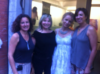 Leonor Berlanga, Ana Manzanares, Marta Carballo, Clara Tengonoff