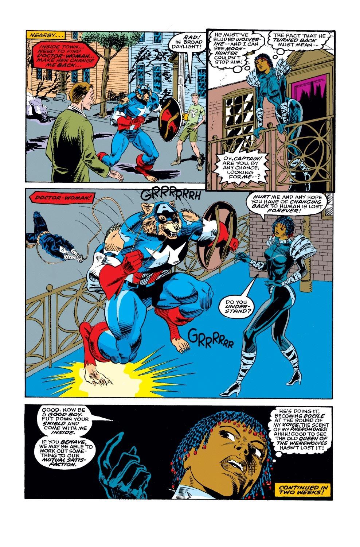 Captain America (1968) Issue #405 #354 - English 18