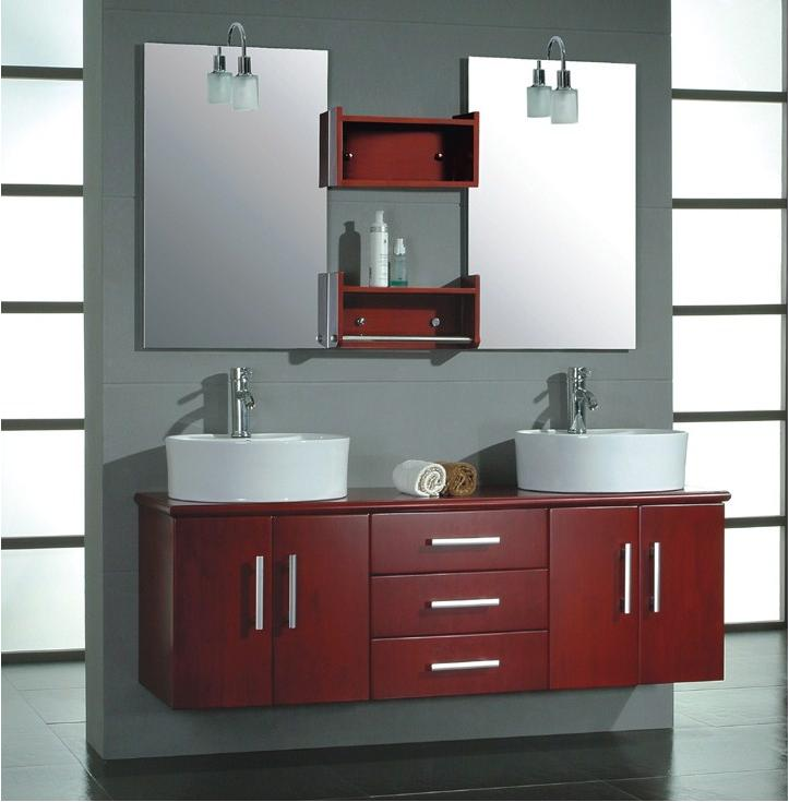 world home improvement remodeling with double bathroom vanities