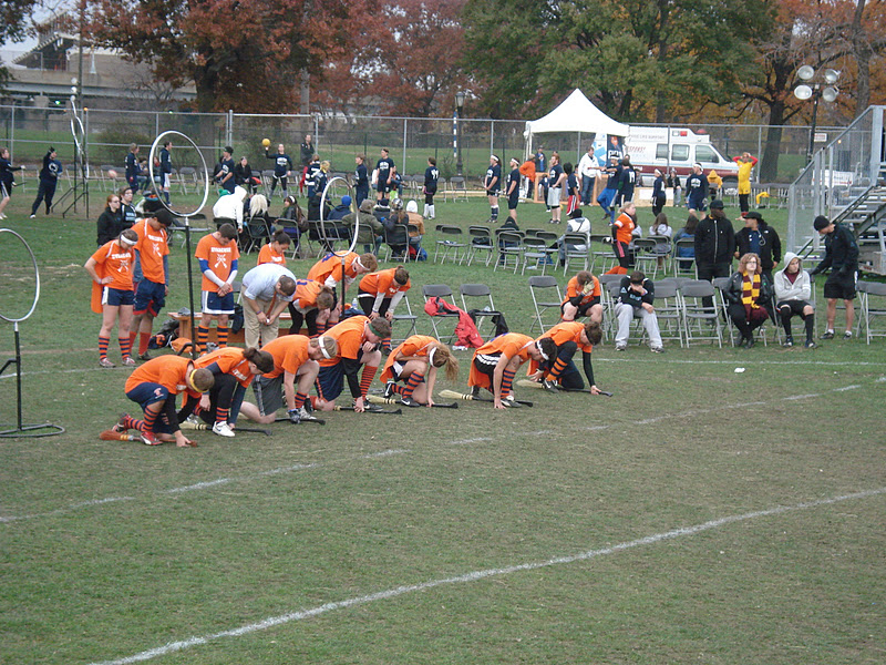 Ooh! Look! Pie!: Quidditch World Cup 2011 94 teams ...