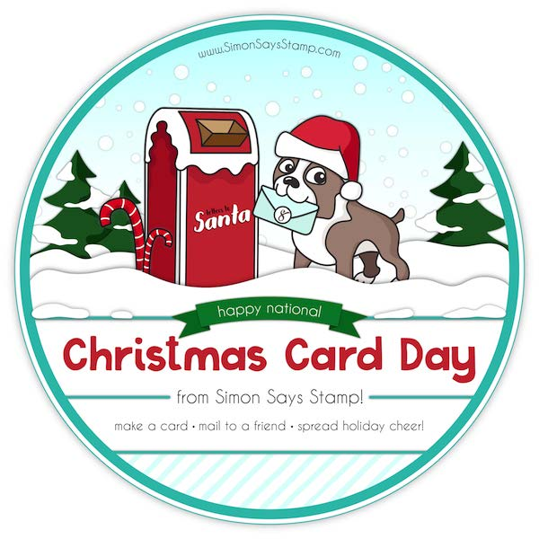 CHRISTMAS CARD DAY 2017