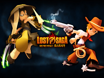 Lost Saga skill no delay 23 mei 2012 - 23052012 masih work
