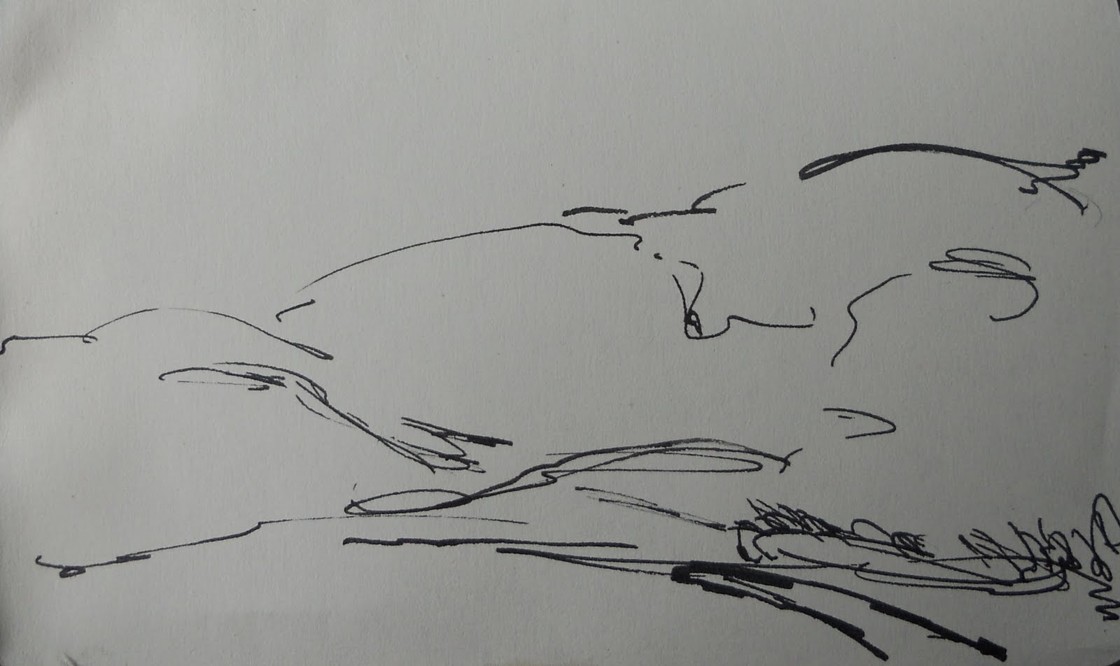 Hoe duinen en zee schilderen - Hoe om te schilderen een trap ...