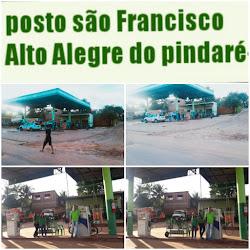 POSTO DE COMBUSTÍVEL SÃO FRANCISCO