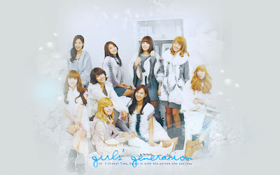SNSD On Winter Wallpapers
