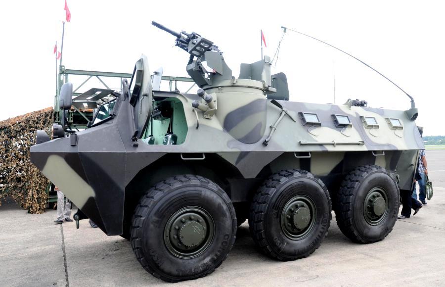 Panser Anoa APS-3