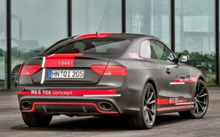 2017 Audi RS5 TDI Diesel Review Specs