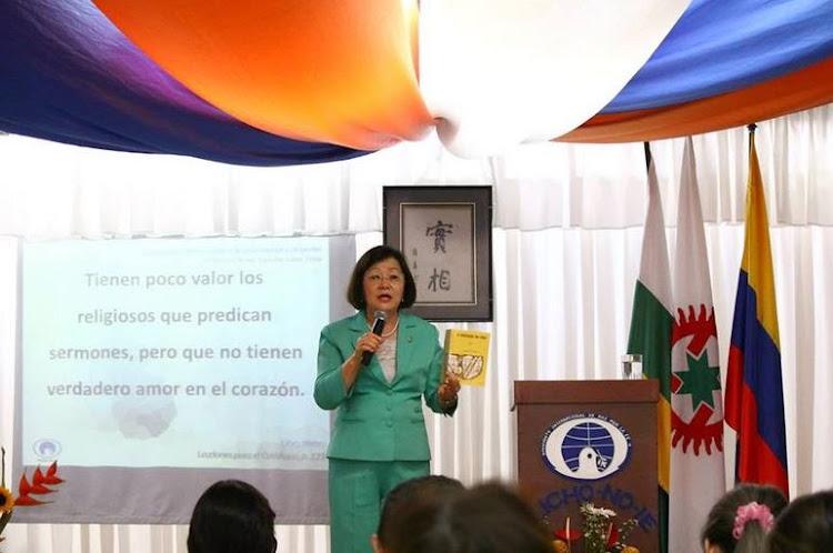 Profesora Marie Murakami