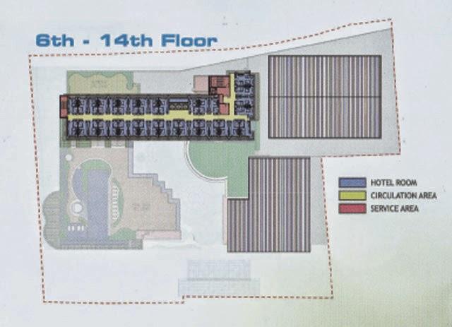 Rita Supermall Purwokerto 6th-14th Floor (Lantai 6-14)