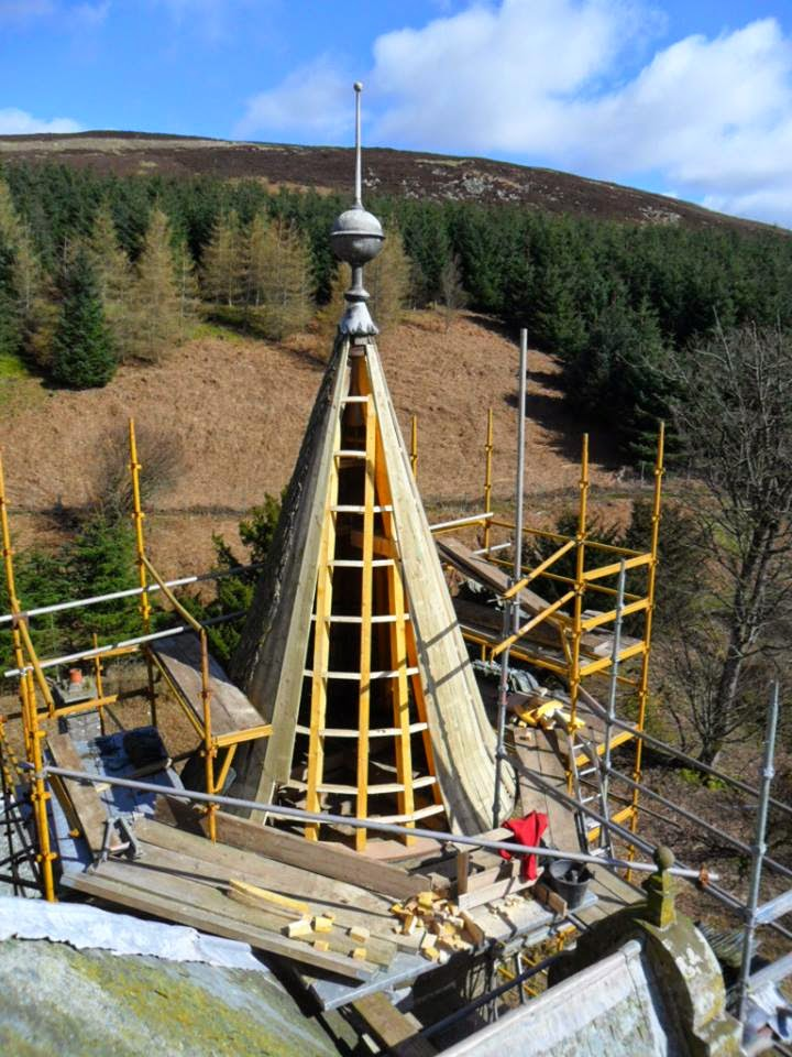 Balintore Castle Restoration Project A Spire Ing