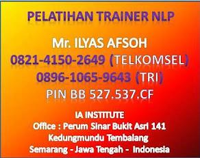 Pelatihan Trainer NLP