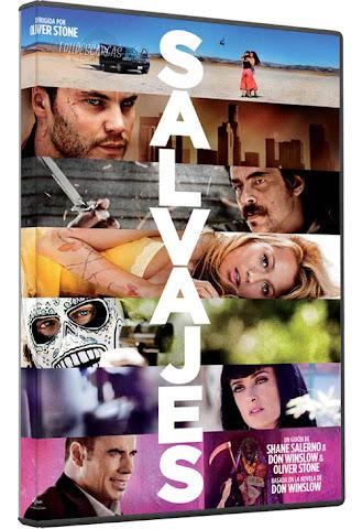 Descargar Salvajes DVDRip Español Latino 2012