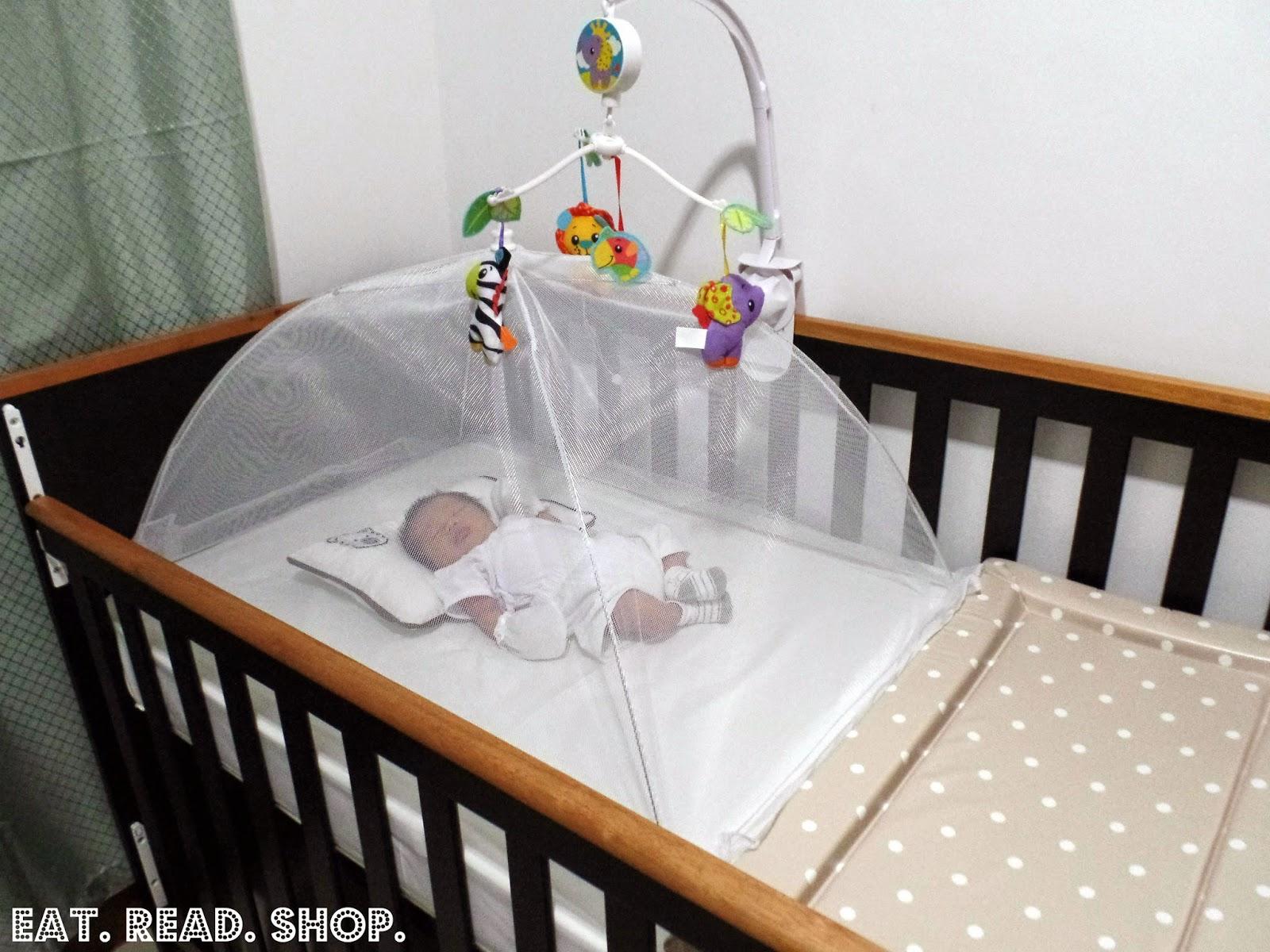 Baby Maxton, Nursery