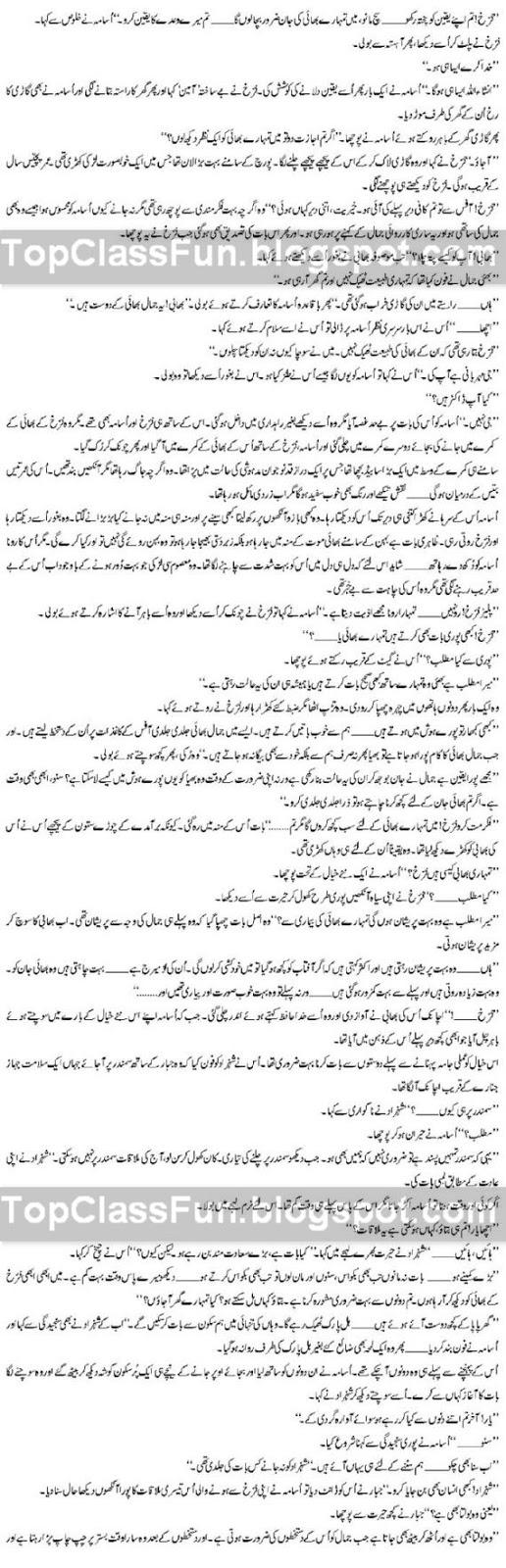 Romantic Urdu Novel - MOHABBAT – By Shahina Chanda Mehtab Page 14