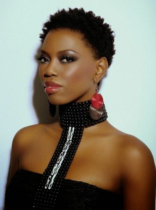Stylish Black Hairstyles 2015 for Short Hair