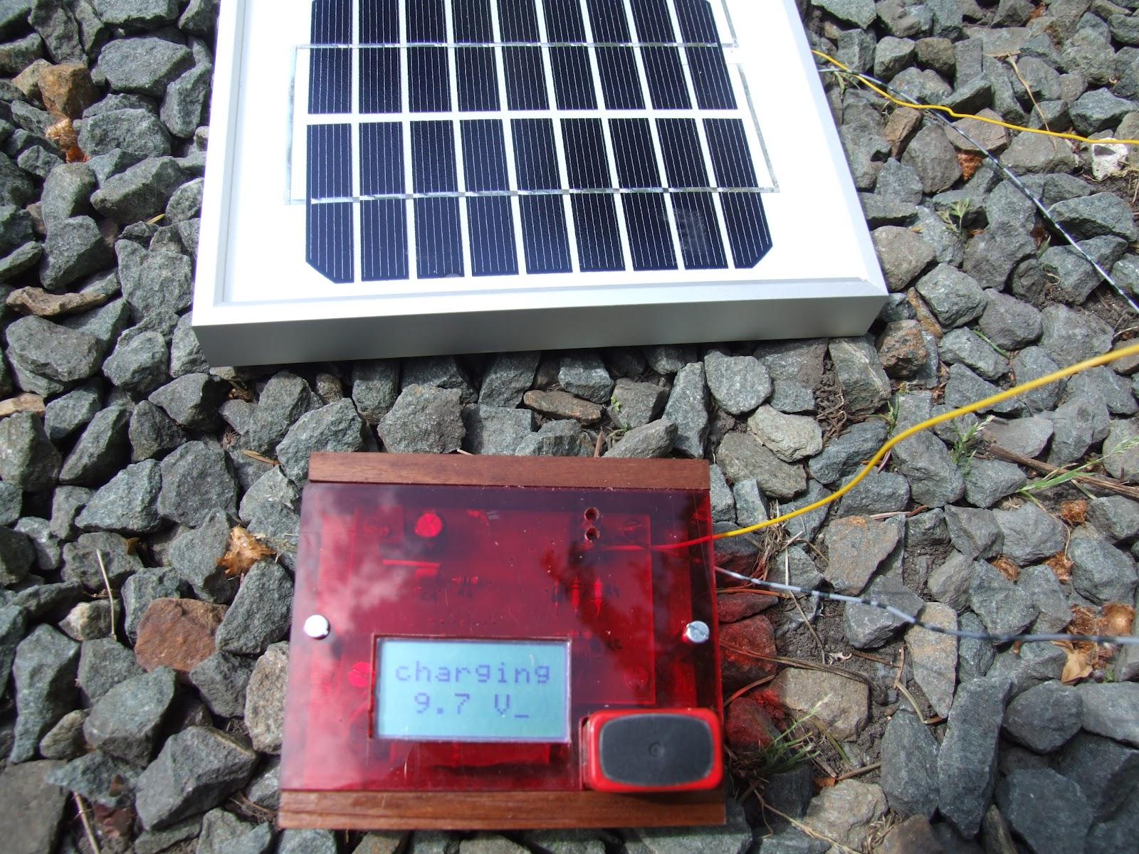 avr projects avr 9v battery chargeravr 9v battery charger