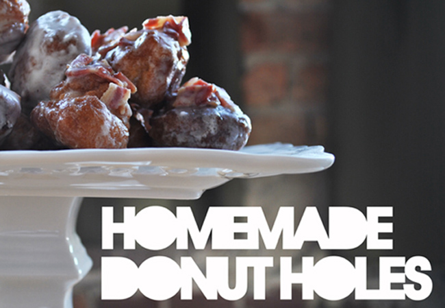 homemade donut doughnut recipe