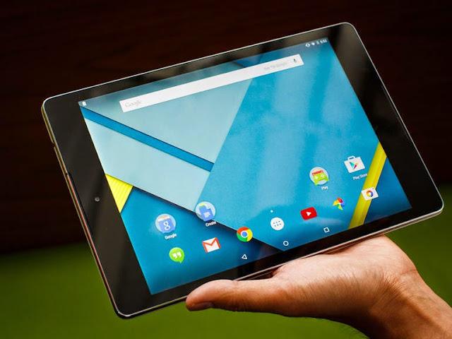 5 Tablet Paling Mumpuni Buat Main Game Google Nexus 9