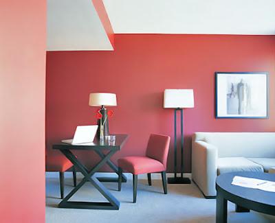 Colores para espacios peque os ideas para decorar - Colores para comedores pequenos ...