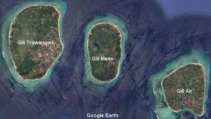 Three Gili Island - West Lombok Indonesia