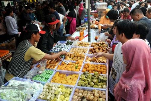Siapa Pergi Bazaar Ramadhan Hari Ni? gambar bazaar ramadhan