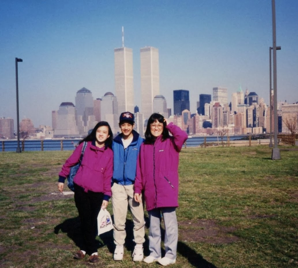 1991, April - New York