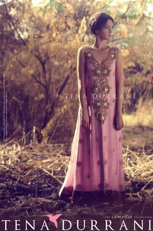 Camellia Collection by Tena Durrani