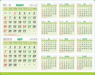 Menerima Jasa Desain Kalender
