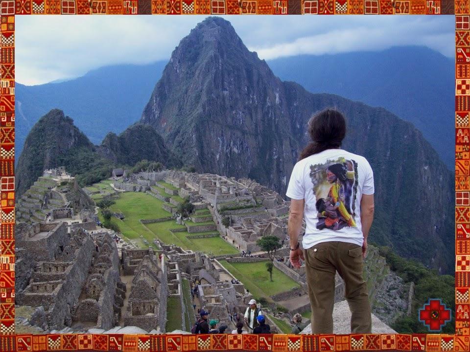 Alturas de Machu Picchu - Foto Jade Liz