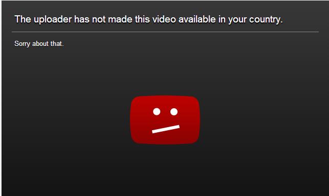 Cara menonton Video yang sudah di Blokir di YouTube