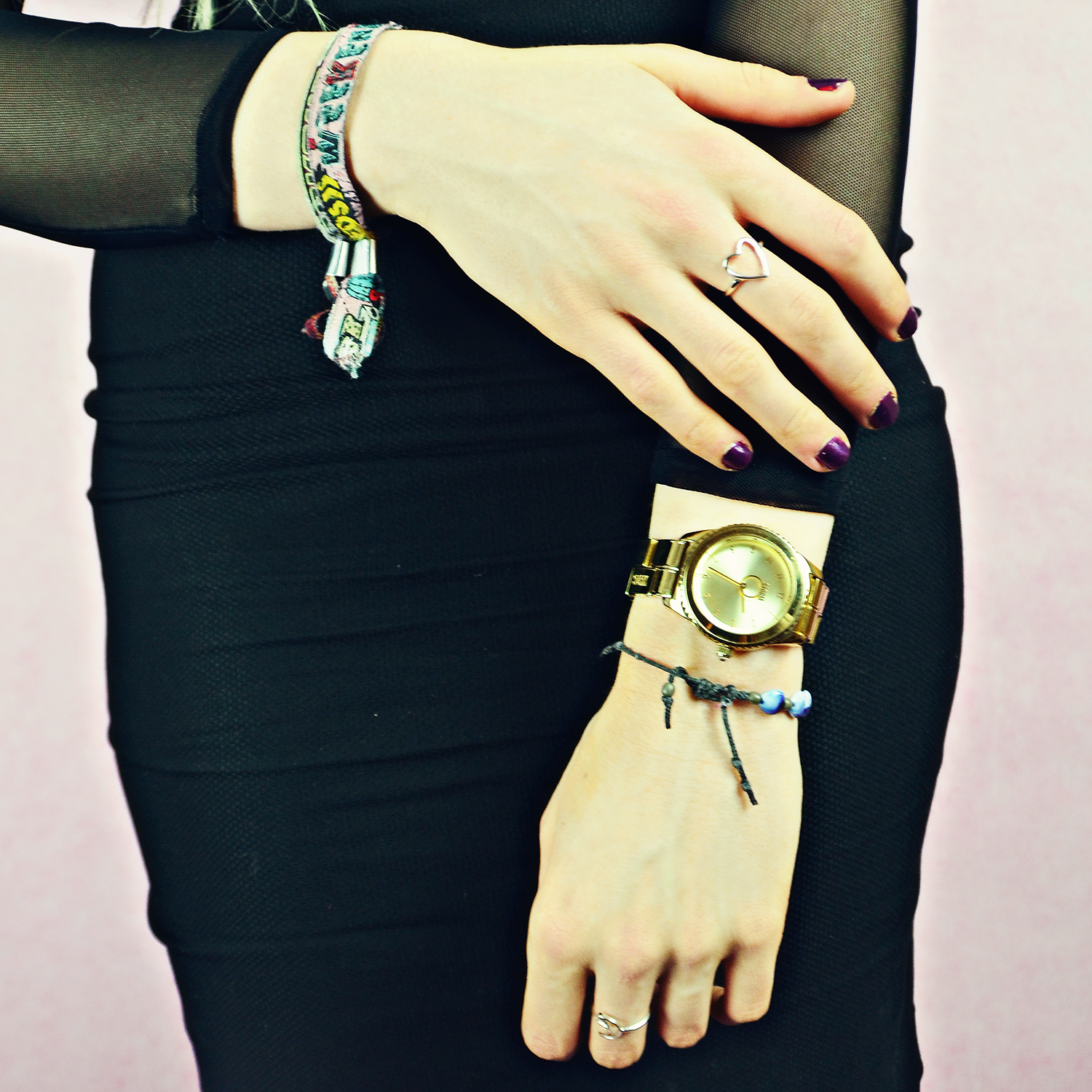 Storm Watches Limited Edition, Heart Ring, Moon Ring, Black Moon Shop, Hybrid Dress