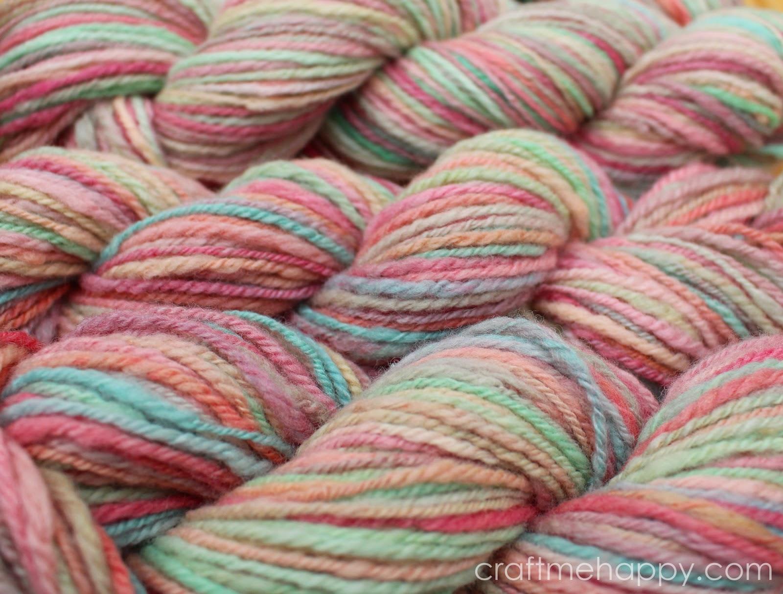 Knitted Bouclé Stitch | Craft me Happy!: Knitted Bouclé Stitch