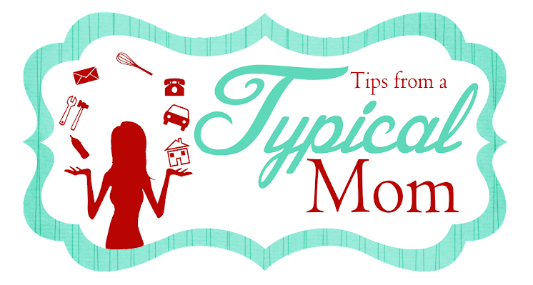 Mom Blog - Tips from a Typical Mom