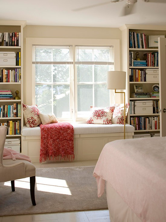 1000 images about seat with a view on pinterest window Window seat reading nook