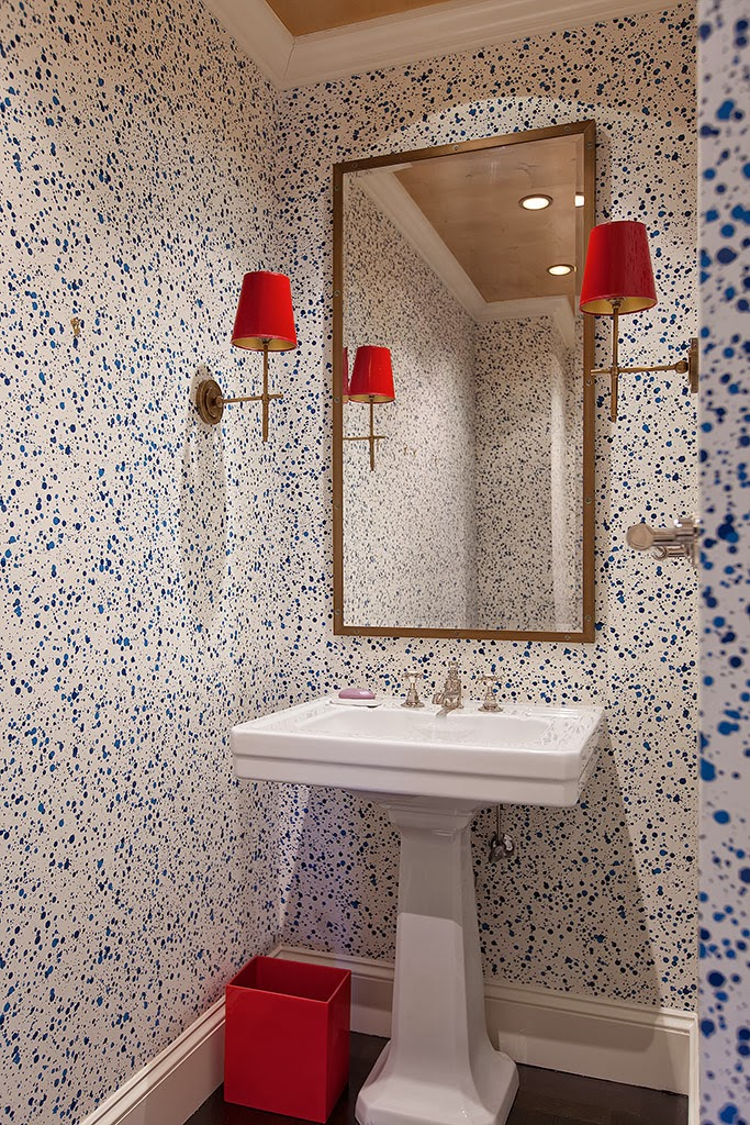 Moντέρνο διαμέρισμα στη Νέα Υόρκη-μικρό μπάνιο