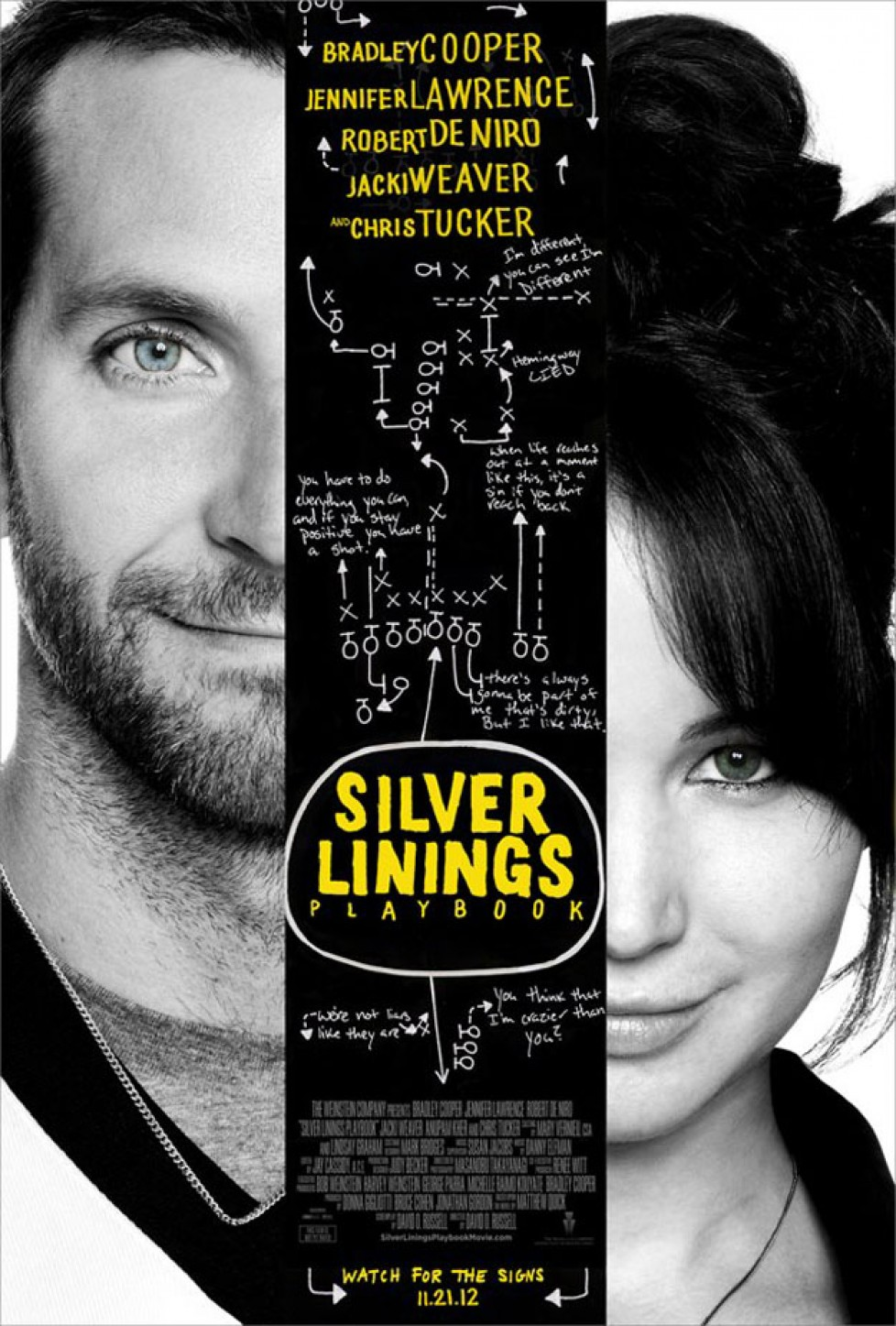Watch Silver Linings Playbook Movie Online Free 2012