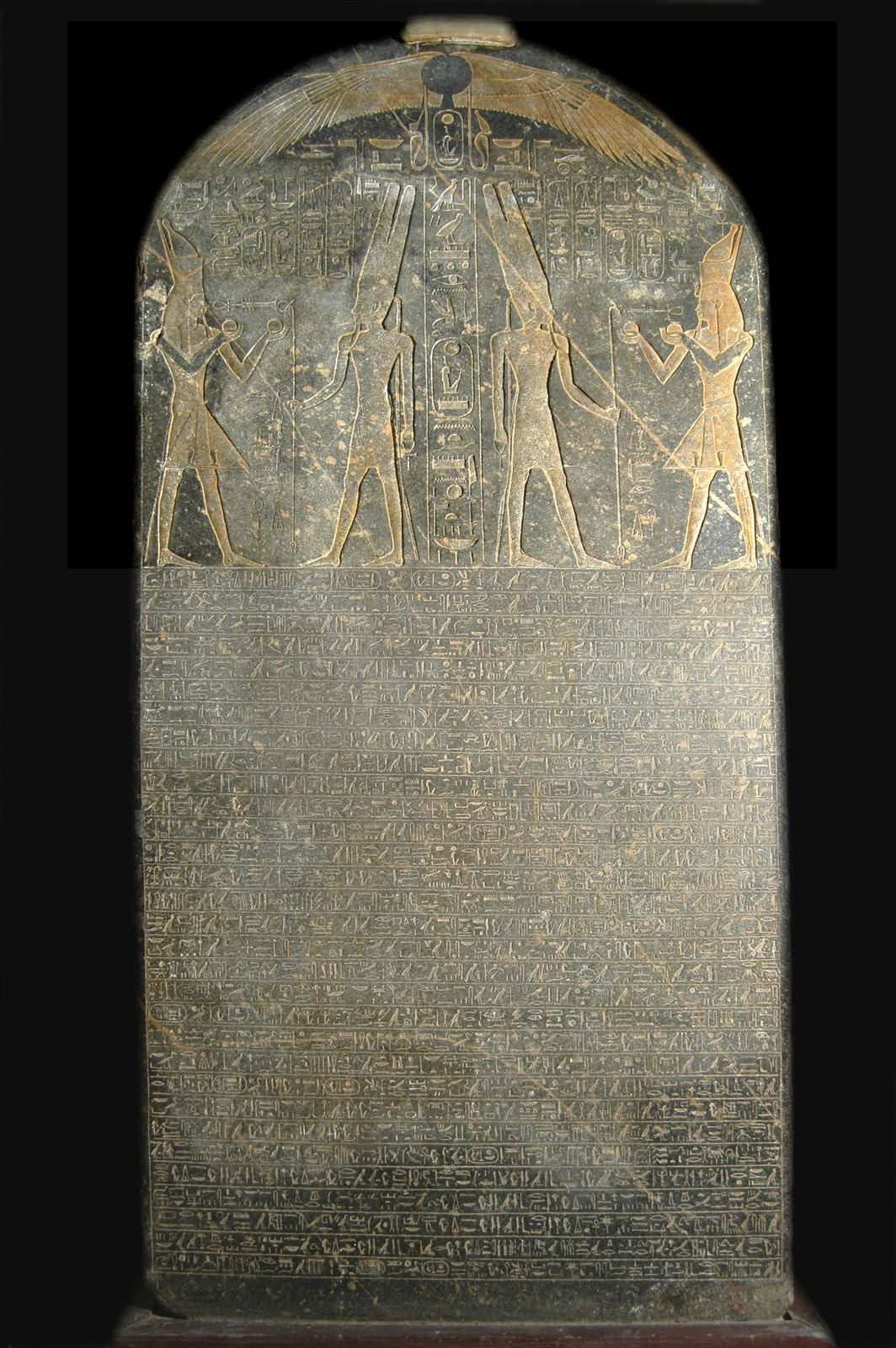 the merneptah stele and early 'israel' Merneptah's 'israel' and the absence of origins in biblical scholarship  keywords merneptah stele, early israel,  israel) stela of merneptah .