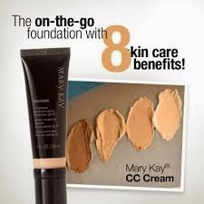 CC Cream Sunscreen SPF 15