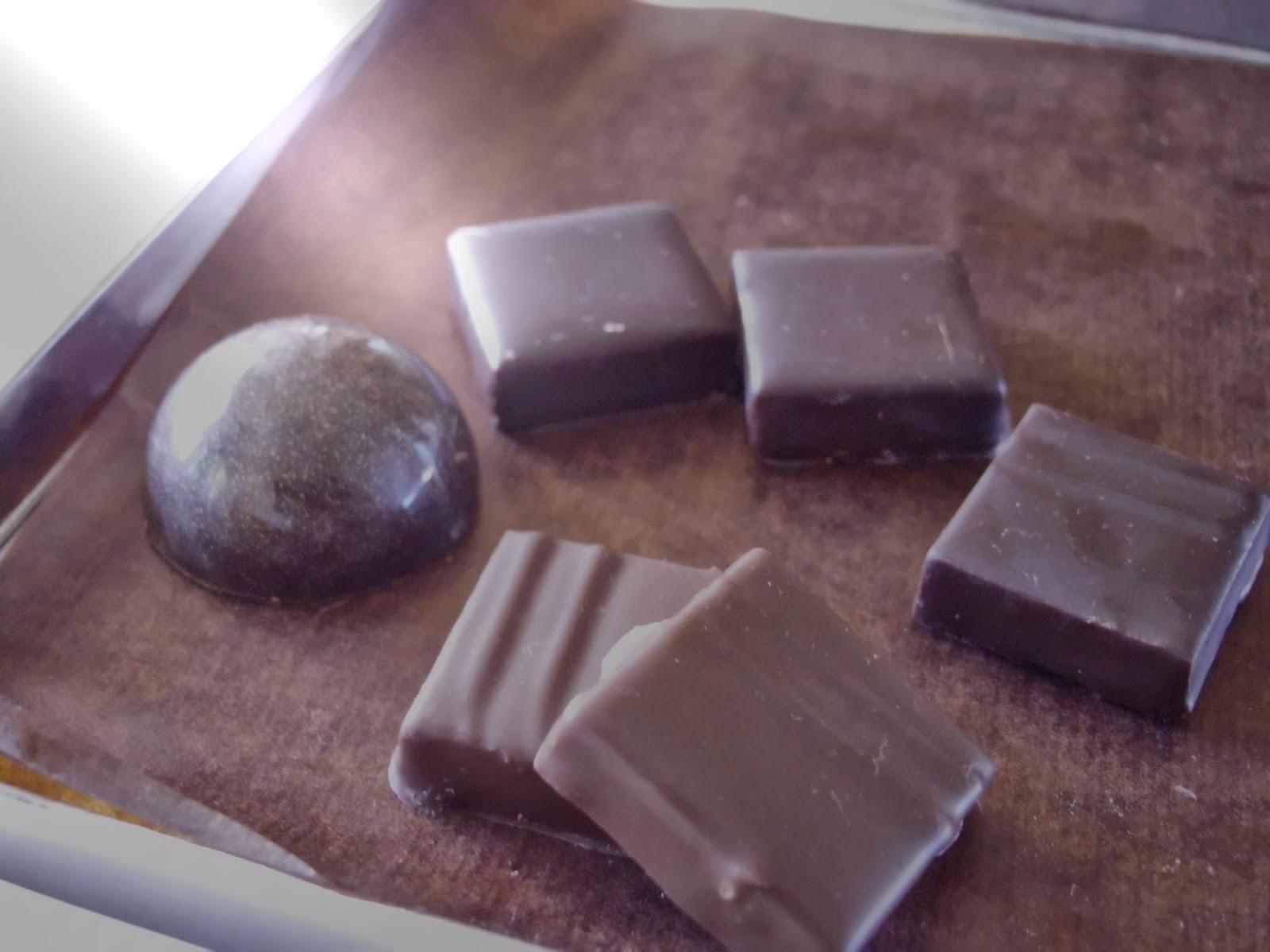 La petite cuisine les chocolats de bertrand - La cuisine de bertrand ...