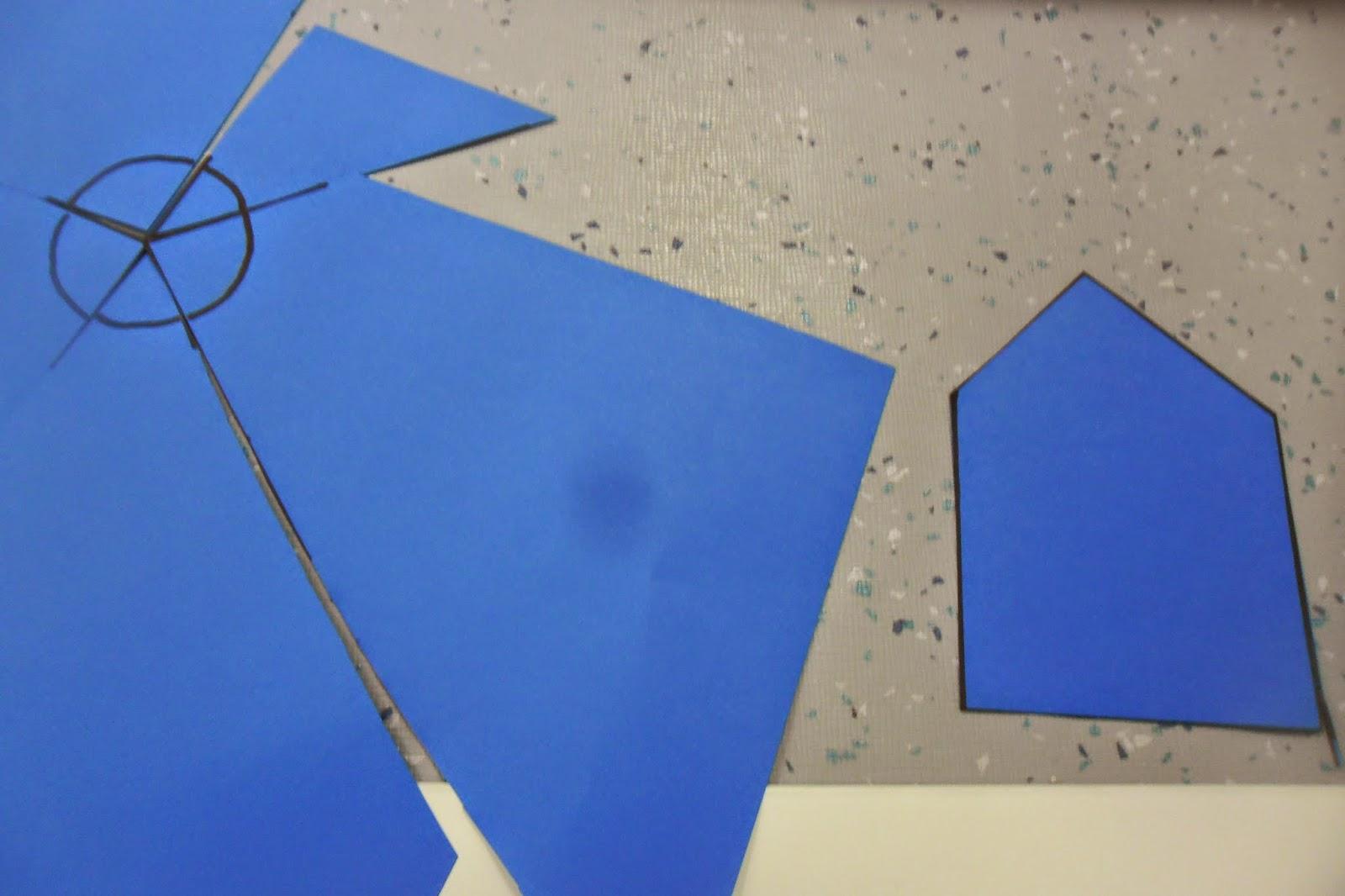 É possivel somar os ângulos externos de um polígono convexo qualquer, sem sofrimento!