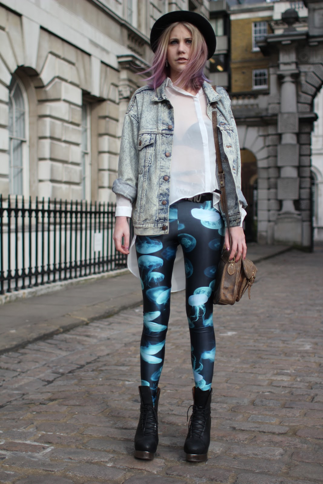 Styleeast London Fashion Week Street Style D 39 You Wanna