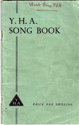 YHA Song Book 1955/57