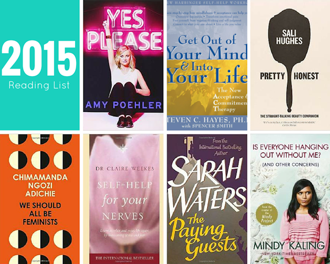 15 books for 2015