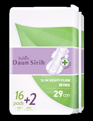 Softex Daun Sirih Heavy Flow 18