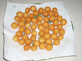 palline di parmigiano