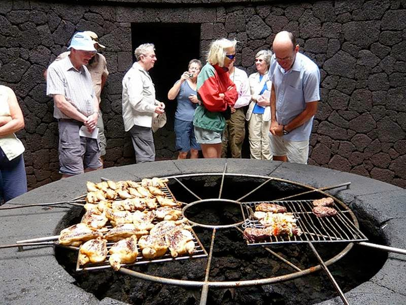 El Diablo Restaurant | Lanzarote Island, Spain