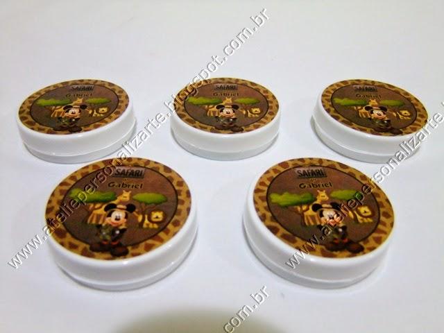 lembrancinhas personalizadas mickey safari porto alegre