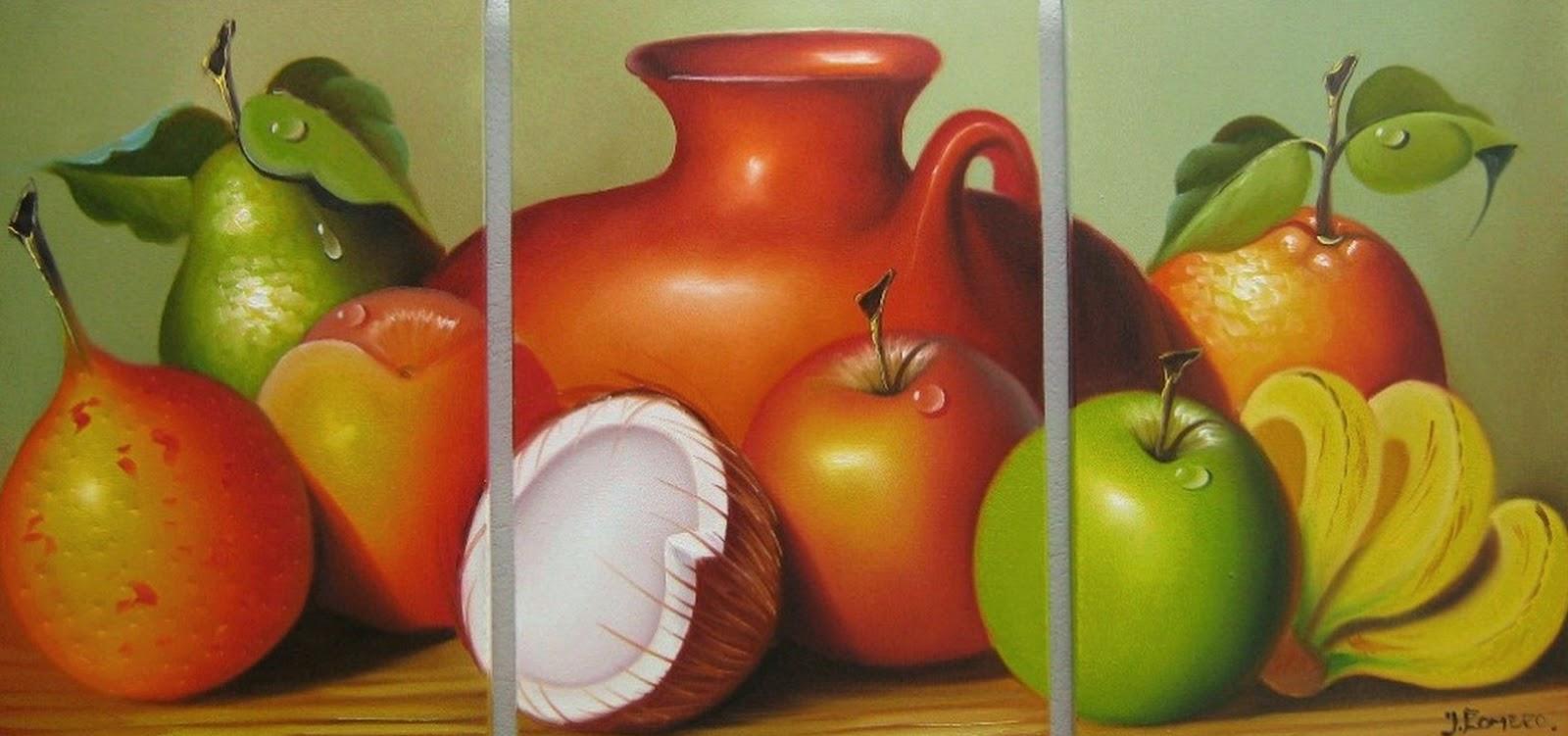 Cuadros modernos pinturas y dibujos cuadros al leo para - Cuadros de cocina modernos ...