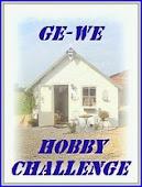 GE-WE HOBBYCHALLENGE