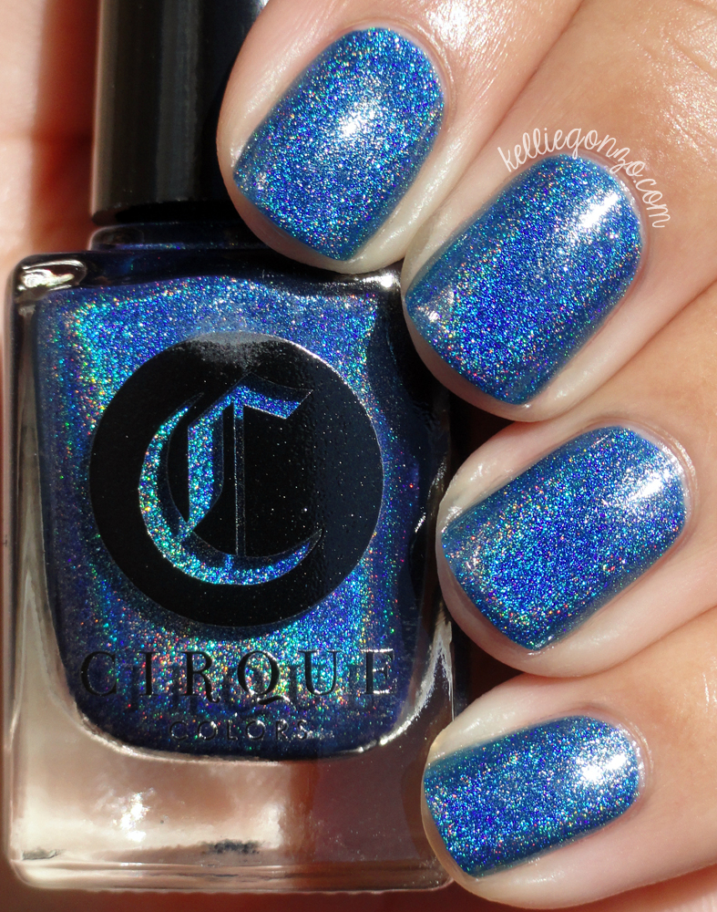 Cirque Colors - Bejeweled // kelliegonzo.com